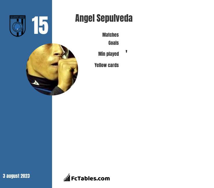 Angel Sepulveda infographic