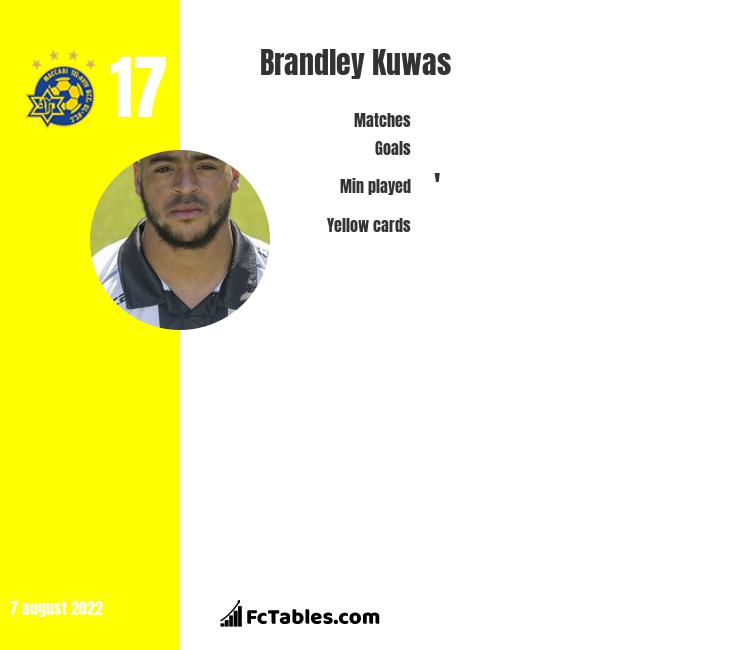Brandley Kuwas infographic