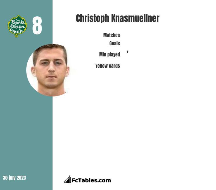 Christoph Knasmuellner infographic