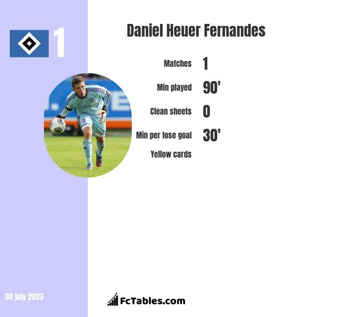 Daniel Heuer Fernandes infographic