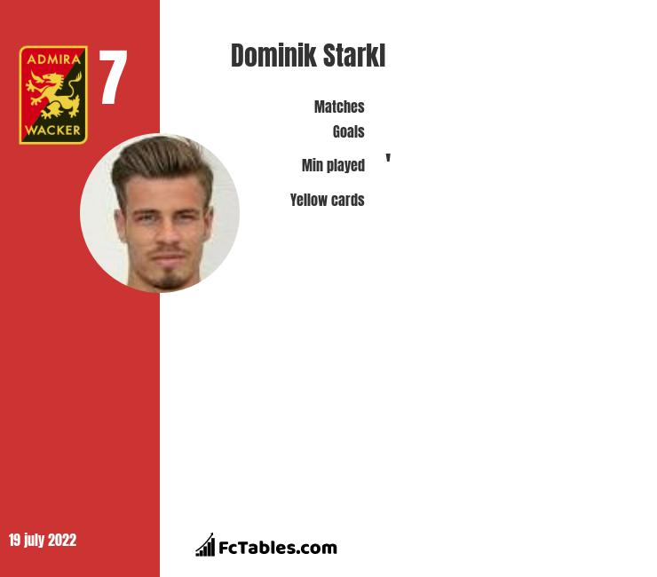 Dominik Starkl infographic