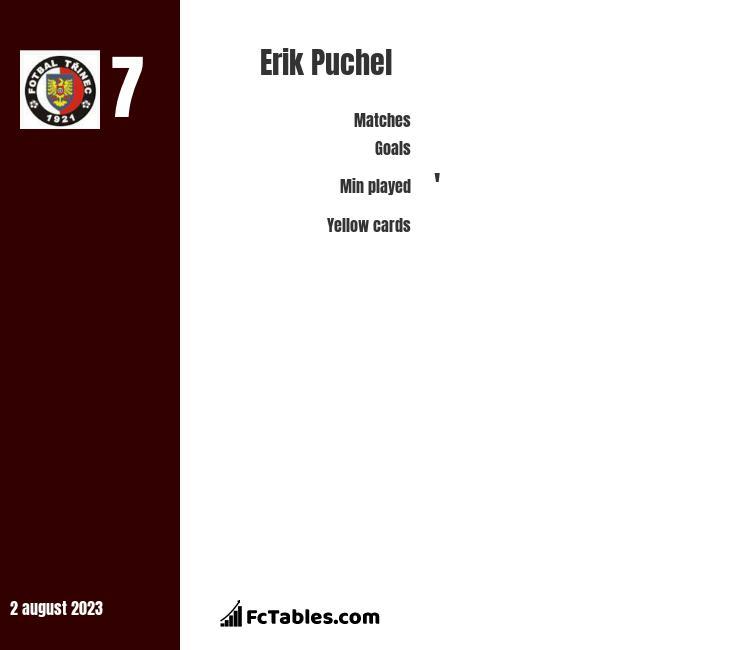 Erik Puchel infographic