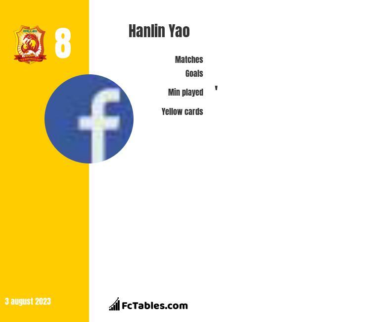 Hanlin Yao infographic