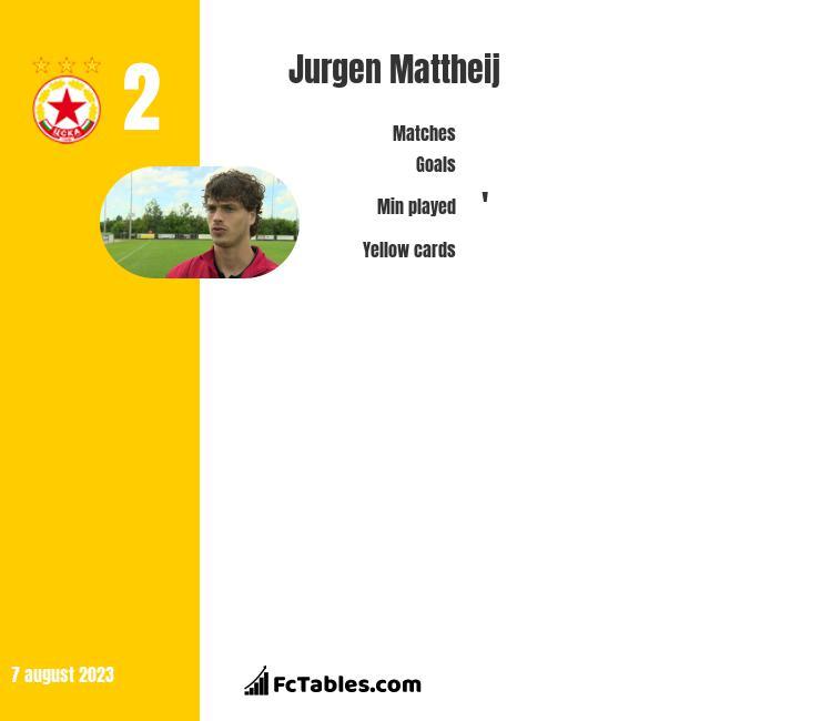 Jurgen Mattheij infographic