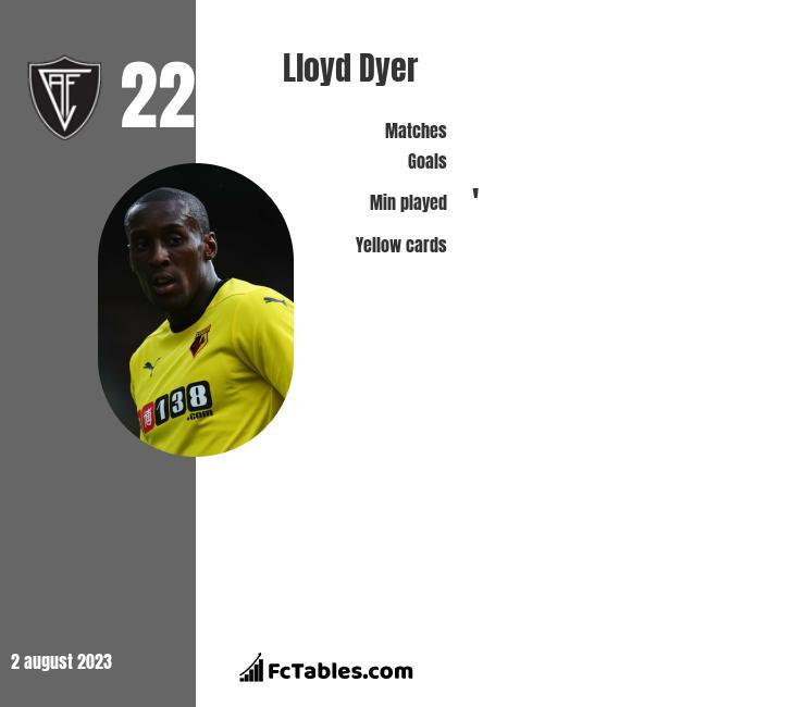 Lloyd Dyer infographic