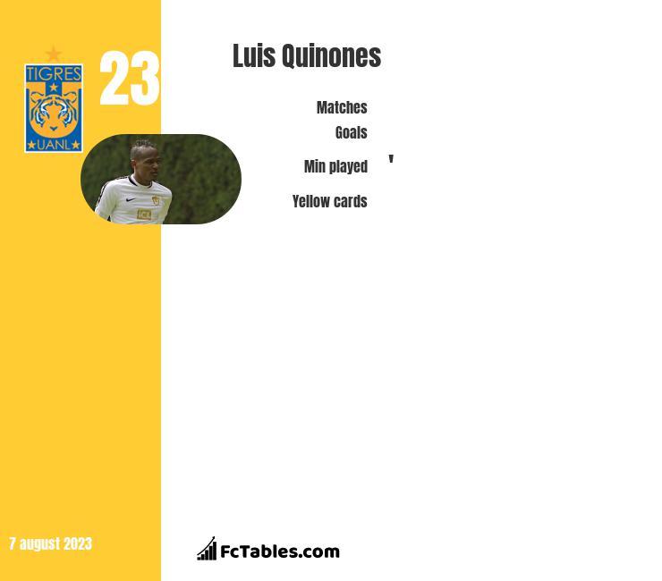 Luis Quinones infographic