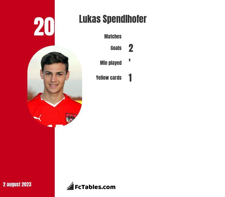 Lukas Spendlhofer infographic