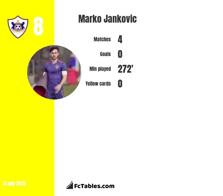 Marko Jankovic infographic statistics for SPAL 2013