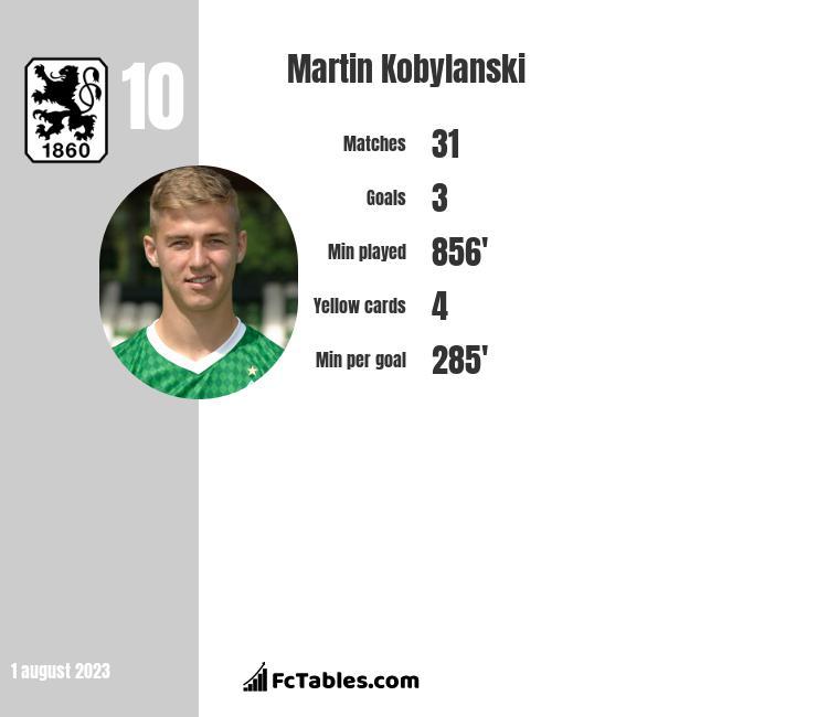 Martin Kobylański infographic