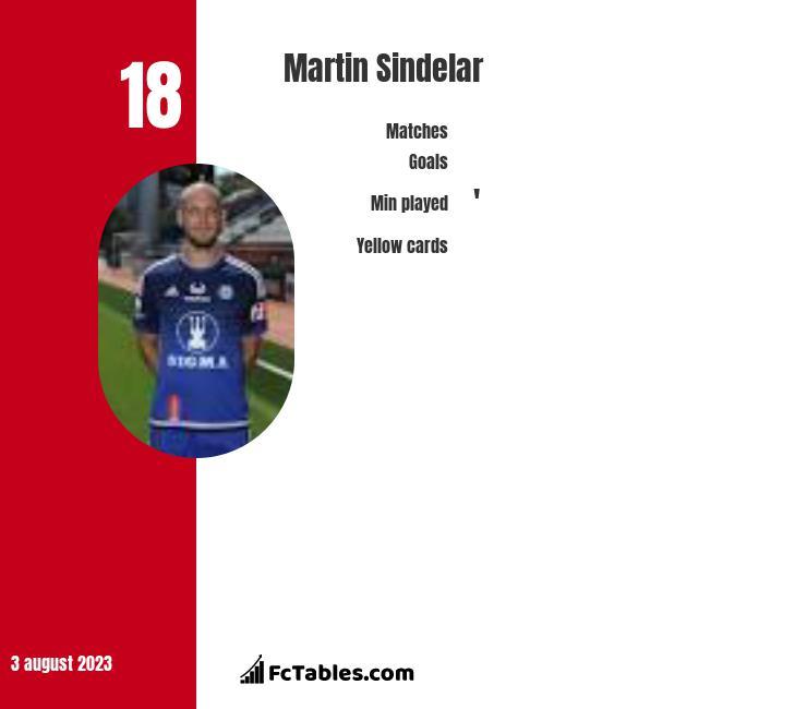Martin Sindelar infographic
