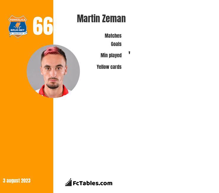 Martin Zeman infographic
