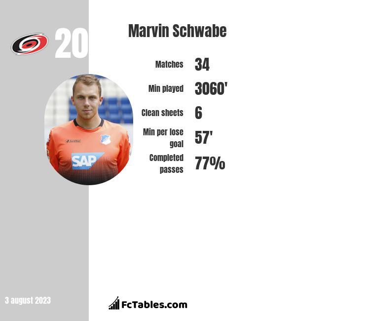 Marvin Schwabe infographic