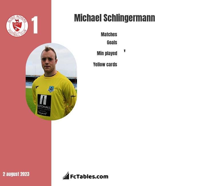 Michael Schlingermann infographic