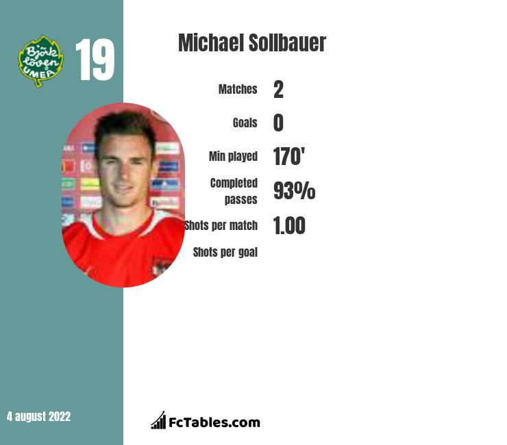 Michael Sollbauer infographic