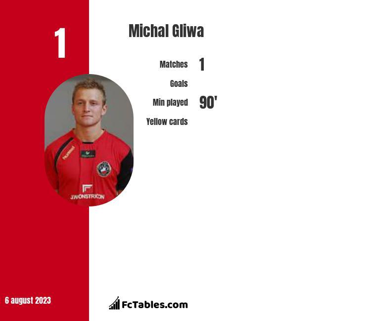 Michal Gliwa infographic