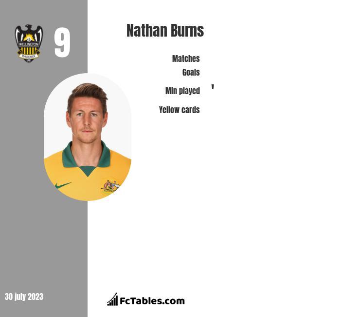 Nathan Burns infographic