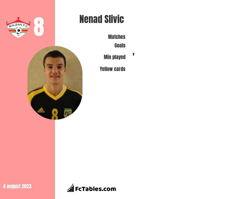 Nenad Slivic infographic