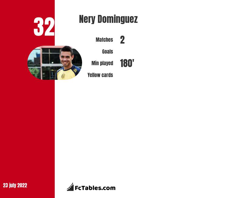 Nery Dominguez infographic