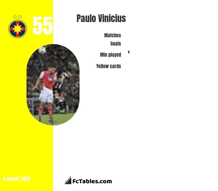 Paulo Vinicius infographic