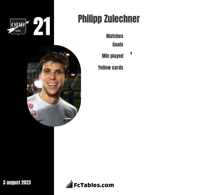 Philipp Zulechner infographic