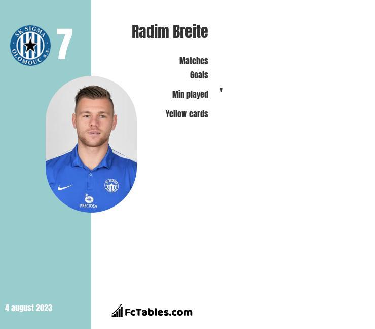 Radim Breite infographic
