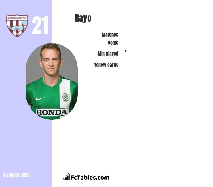 Rayo infographic