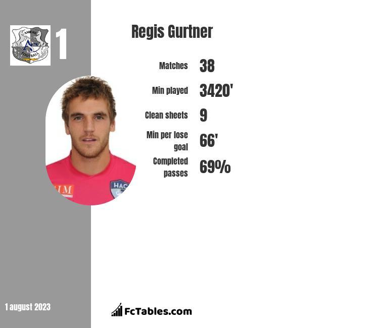 Regis Gurtner infographic
