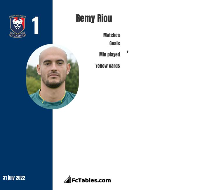 Remy Riou infographic