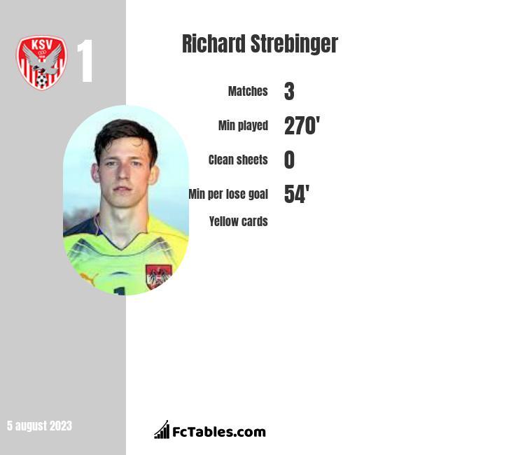 Richard Strebinger infographic