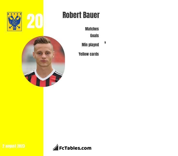 Robert Bauer infographic