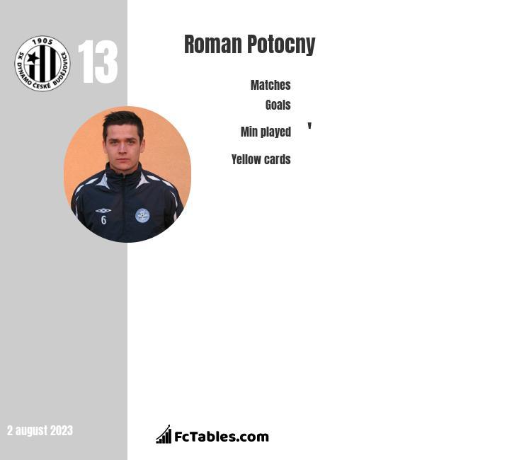 Roman Potocny infographic