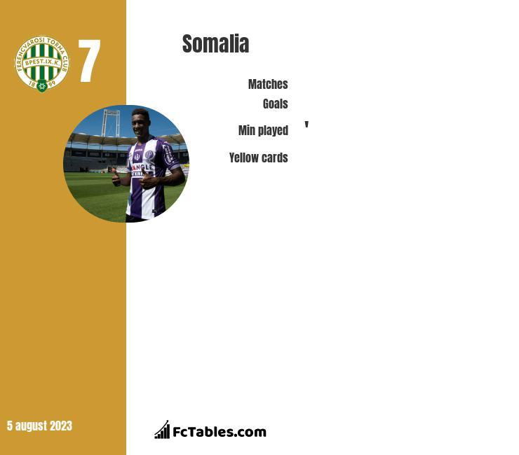 Somalia infographic