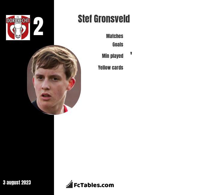 Stef Gronsveld infographic