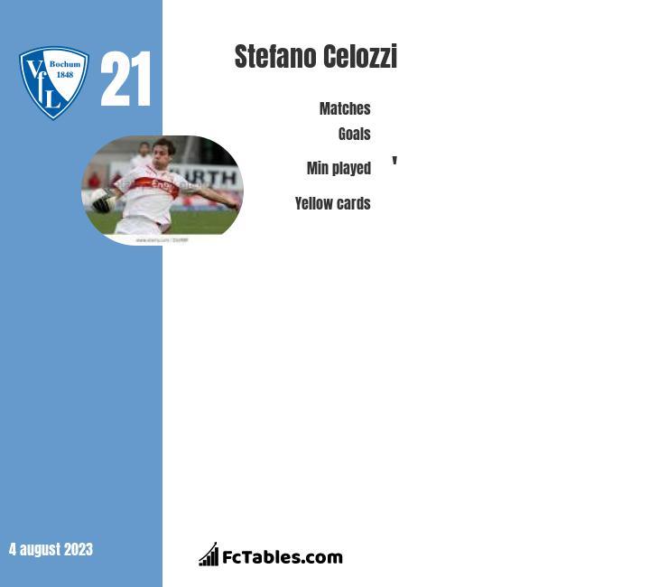 Stefano Celozzi infographic