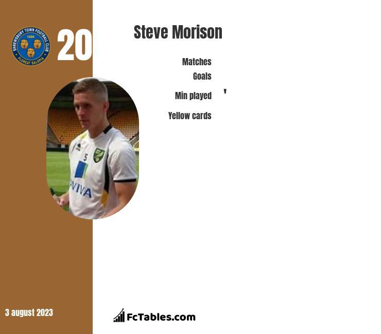 Steve Morison infographic