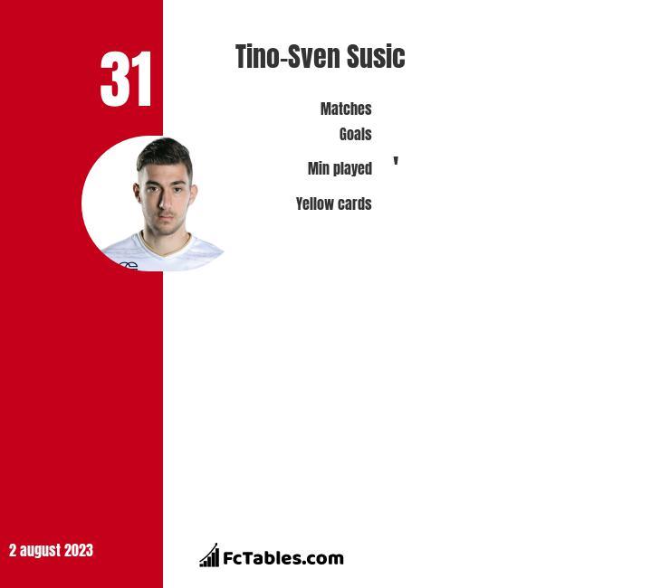 Tino-Sven Susic infographic