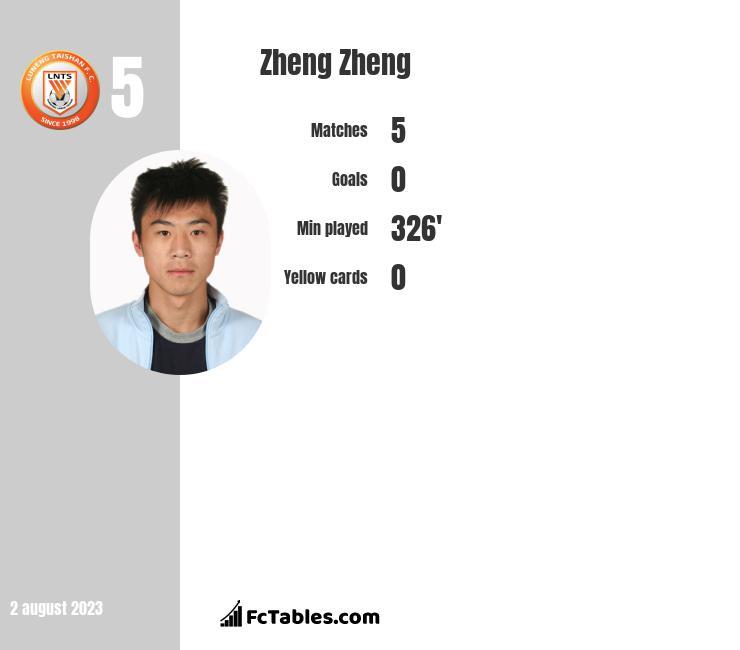 Zheng Zheng infographic