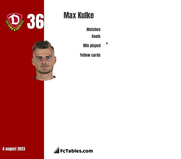 Max Kulke infographic