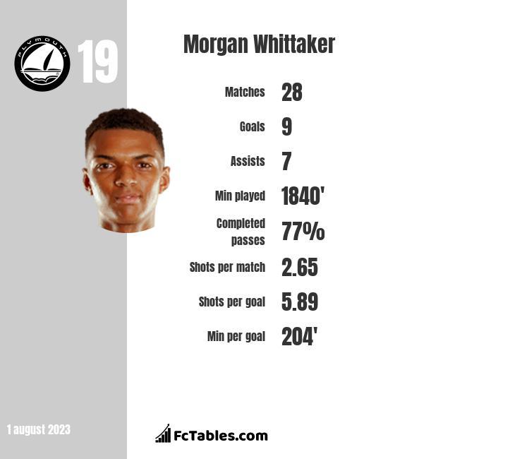 Morgan Whittaker infographic