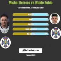 Michel Herrero vs Waldo Rubio h2h player stats